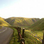 The Dalveen pass - I love the winding road on my motor bike on the weekends