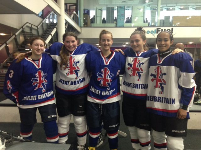 Local Solway Sharks Juniors player Rebecca Nicol was delighted to find out  that she has been selected to play for the Great Britain Women Under 18s  team. f8d917927