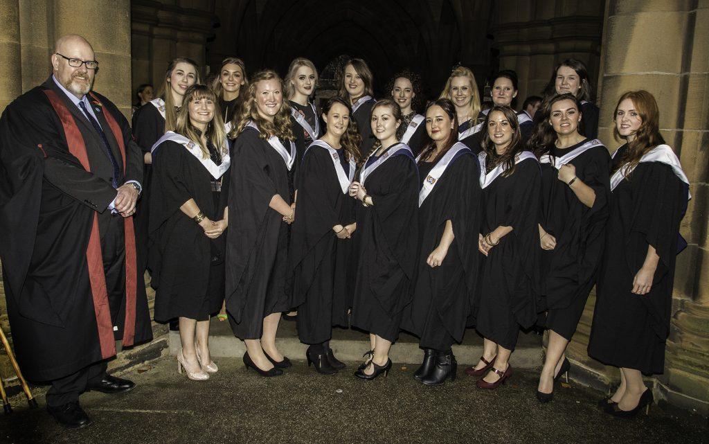 Dumfries And Galloway Vet Nurses Graduate Dgwgo