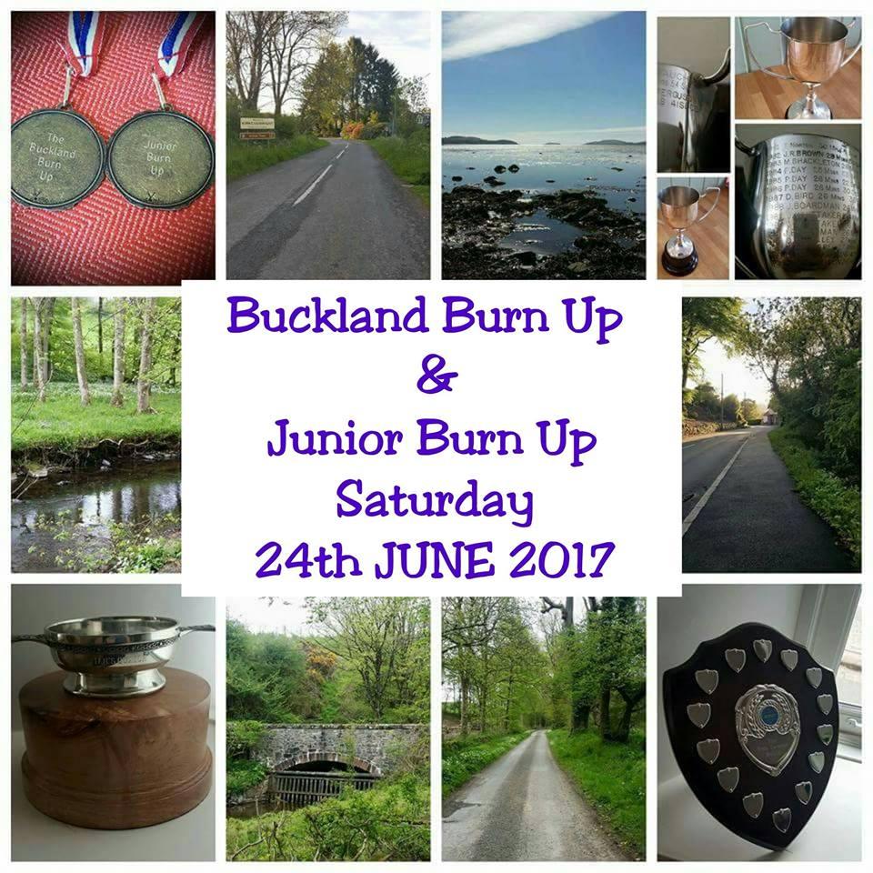 Buckland Burn Up