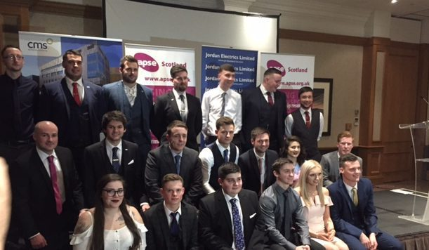 Dumfries And Galloway Council Apprentices Reach National Final