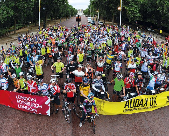 ENDURANCE CYCLING