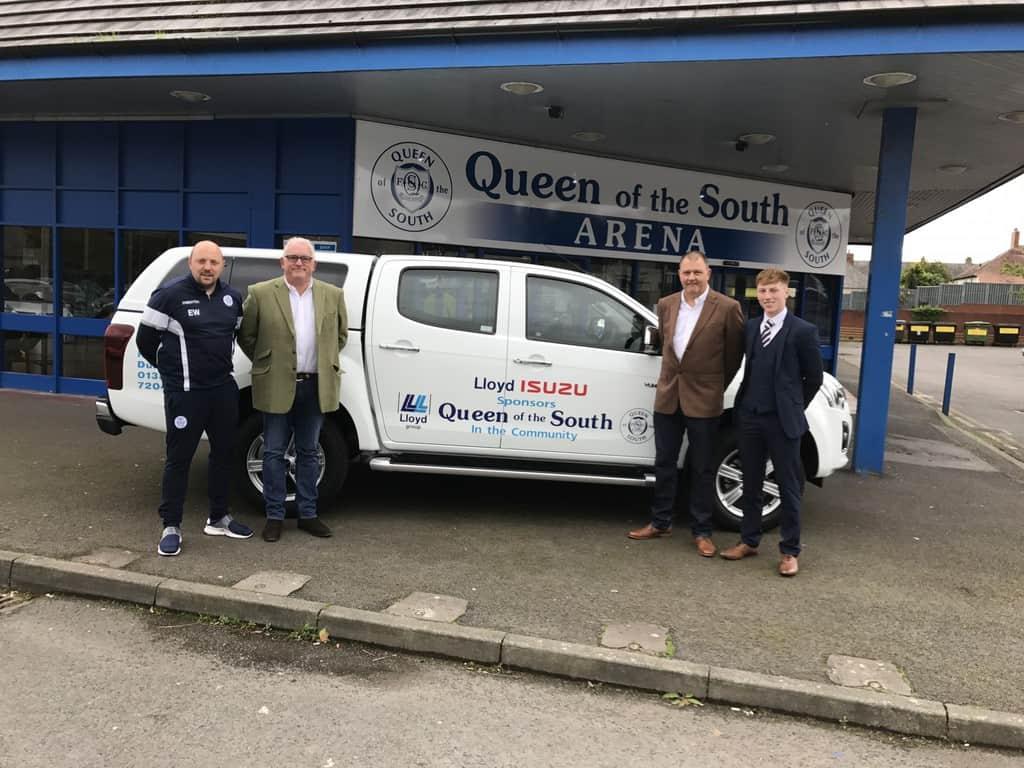 Lloyds Ltd Suppport Local Community Football