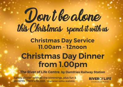 Alone For Christmas.Don T Be Alone This Christmas In Dumfries