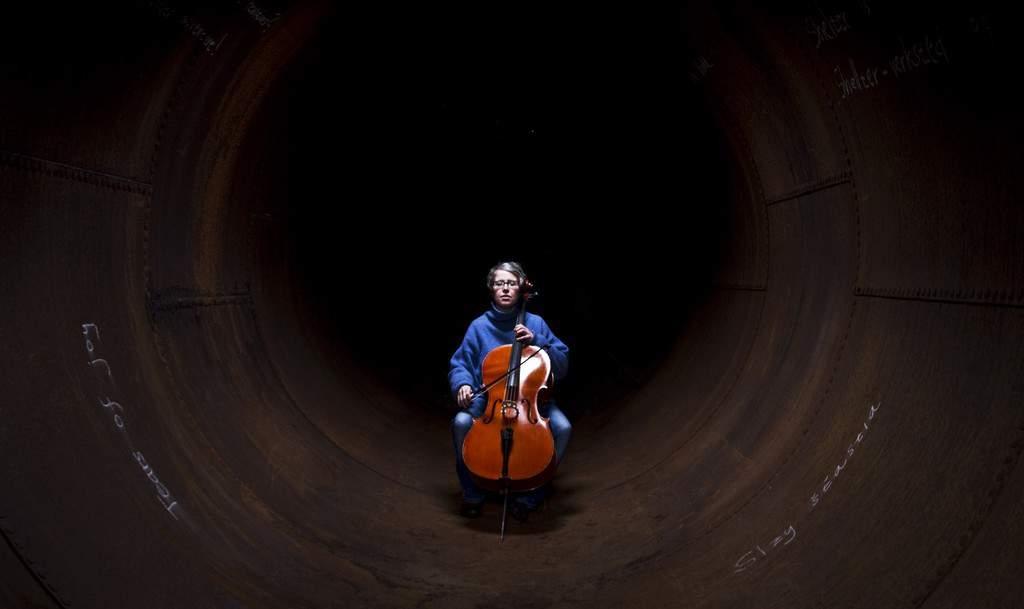 Award-winning Norwegian Cellist Maja Bugge