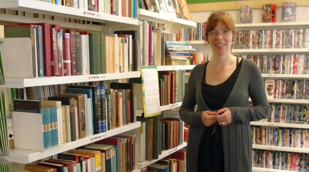 Katy Ewing is New Writer in Residence at Oxfam Bookshop