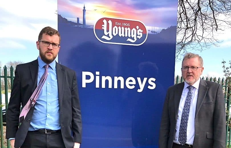 Scottish Government Need to Buy Pinneys