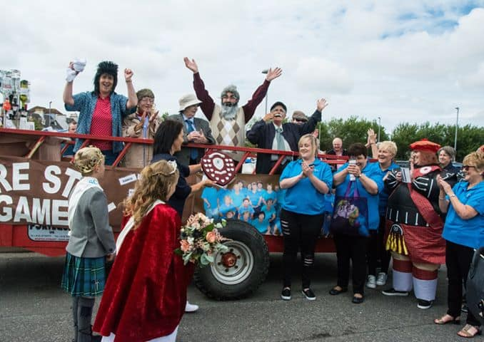 Stranraer Scottish Week - DGWGO Dumfries and Galloway News