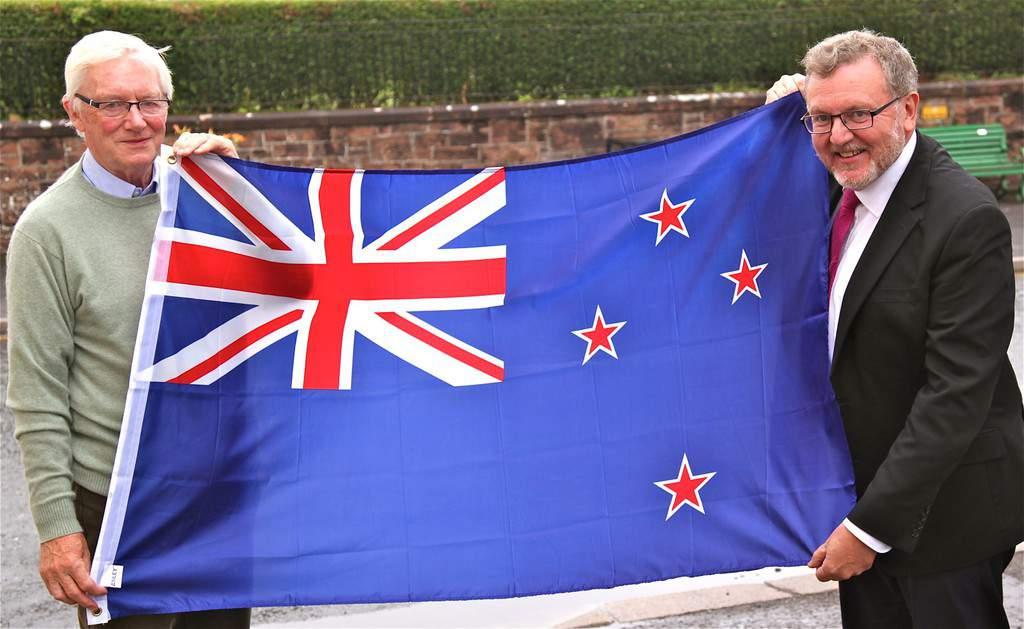 New Zealand in Moffat