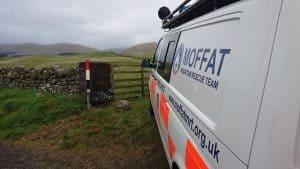 LOCAL FARMER HELPS MOFFAT MOUNTAIN RESCUE TEAM