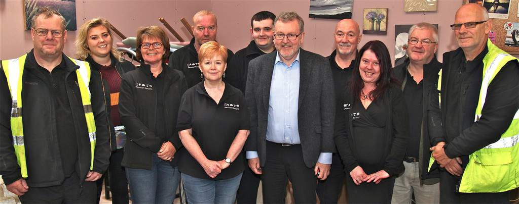 Recycling group's Expanding Role