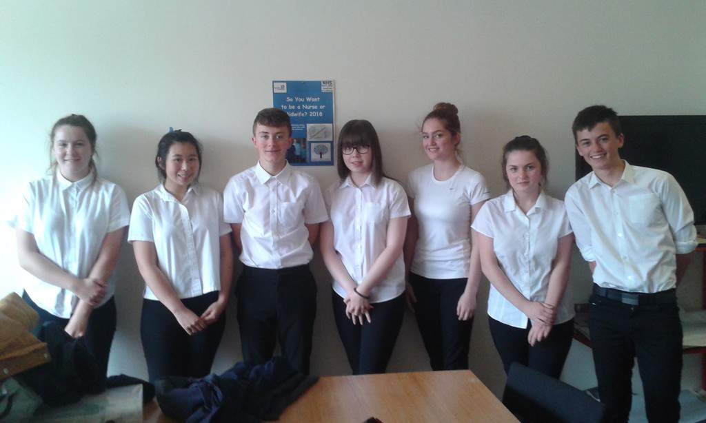 f208ed80af6 Regional Pupils Explore Possible Nursing and Midwife Careers First Hand