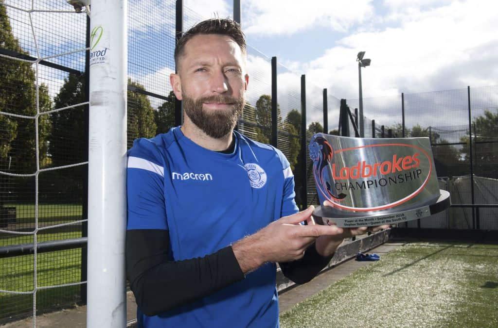 Award Stephen Dobbie