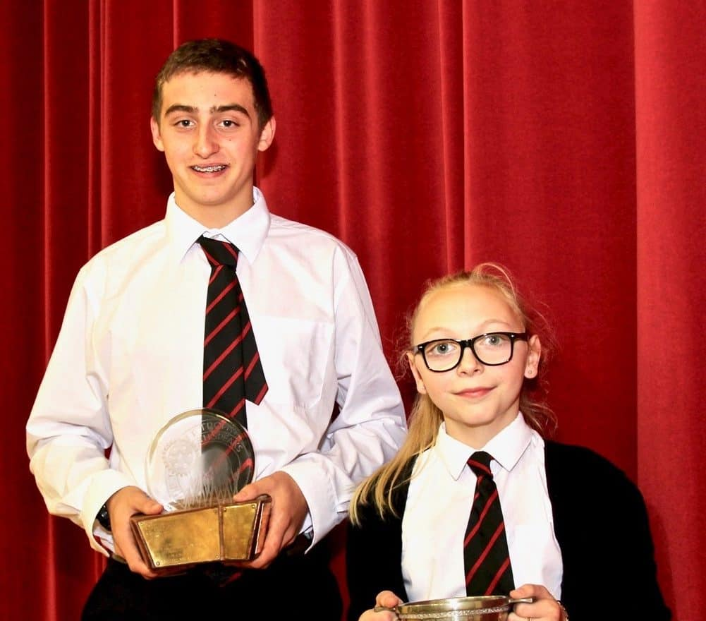 Kirkcudbright Youth Speaks Competition