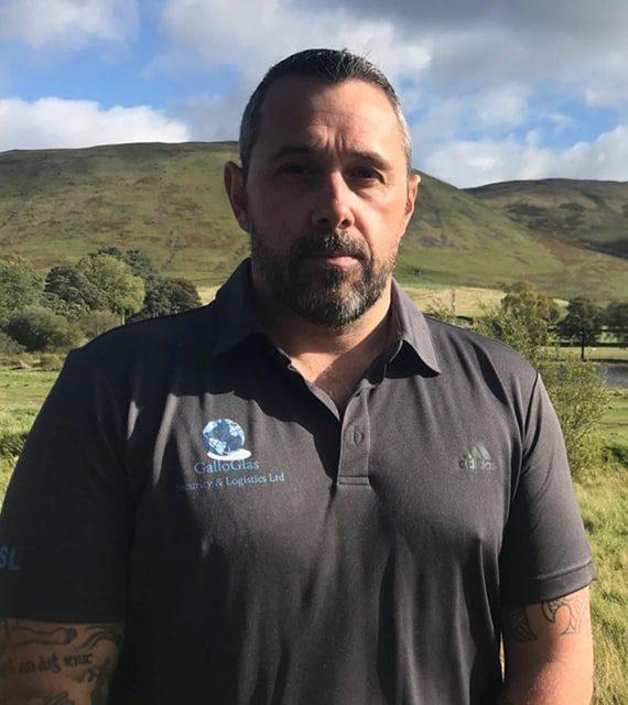 Richie Nicoll Galloglas Defibrillator Heathhall