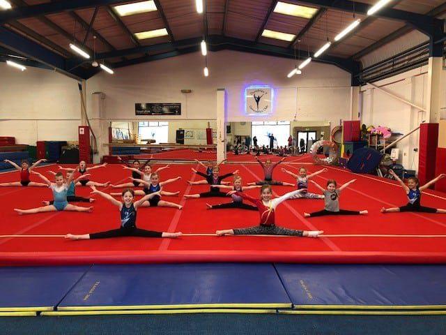 Local Gymnastics Club Vital Funding