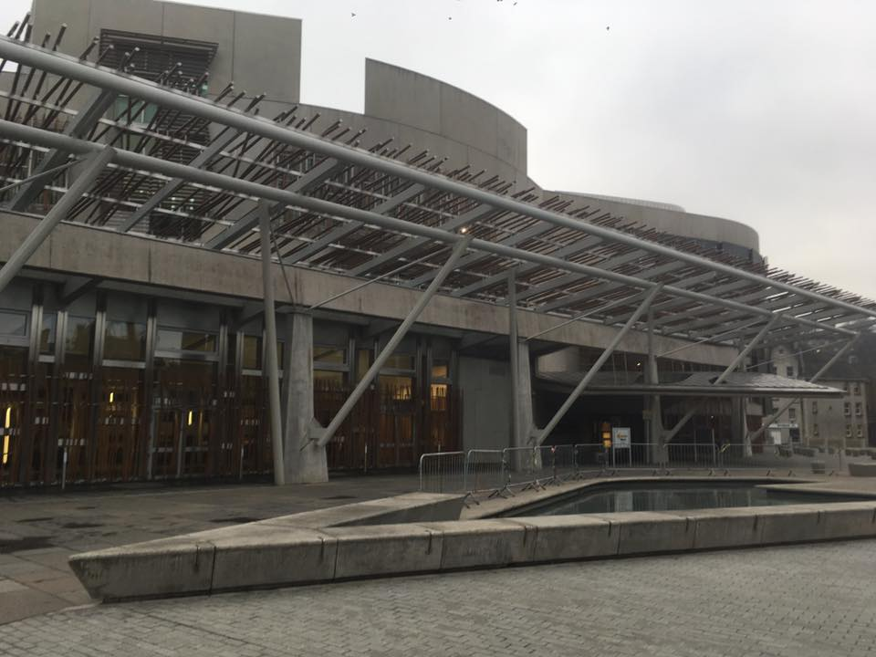 Young people Scottish Parliament