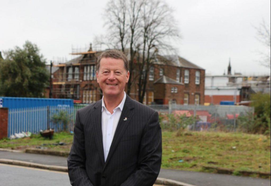 Councillor Ronnie Nicholson Quits