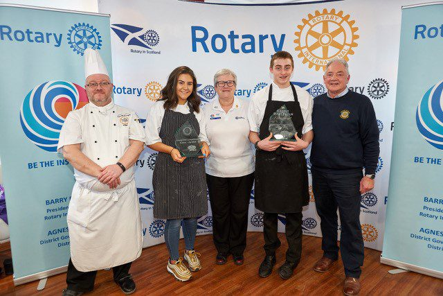 ROTARY YOUNG CHEF DISTRICT FINAL 2019