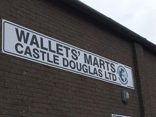 WALLETS MARTS CASTLE DOUGLAS LIMITED