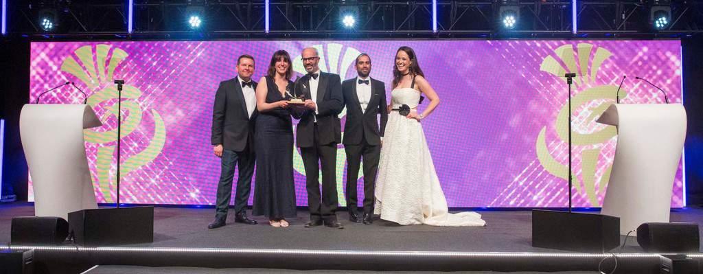 Scottish Thistle Awards 2019