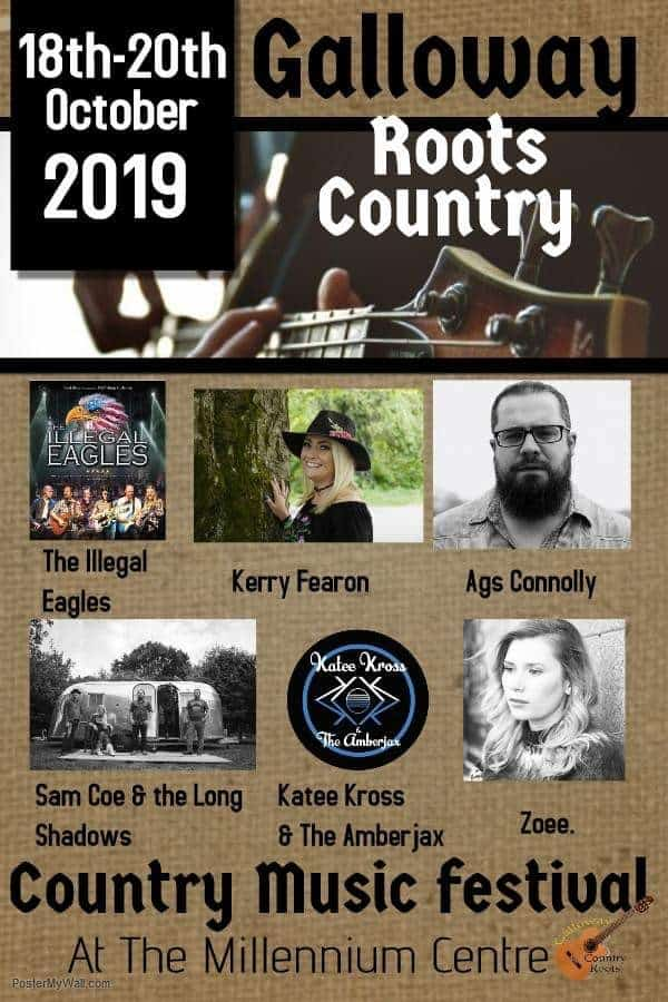 Galloway Roots Country Music Festival