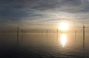 Offshore wind energy revolution