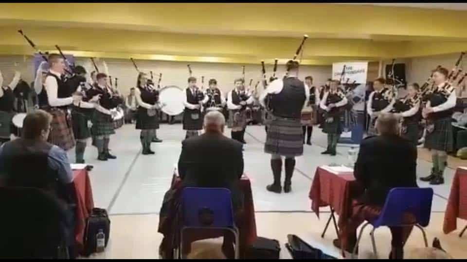 SCHOOLS PIPE BAND CHAMPIONS