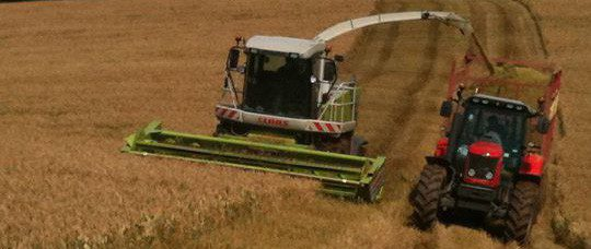 Driving Forward low Carbon Farming