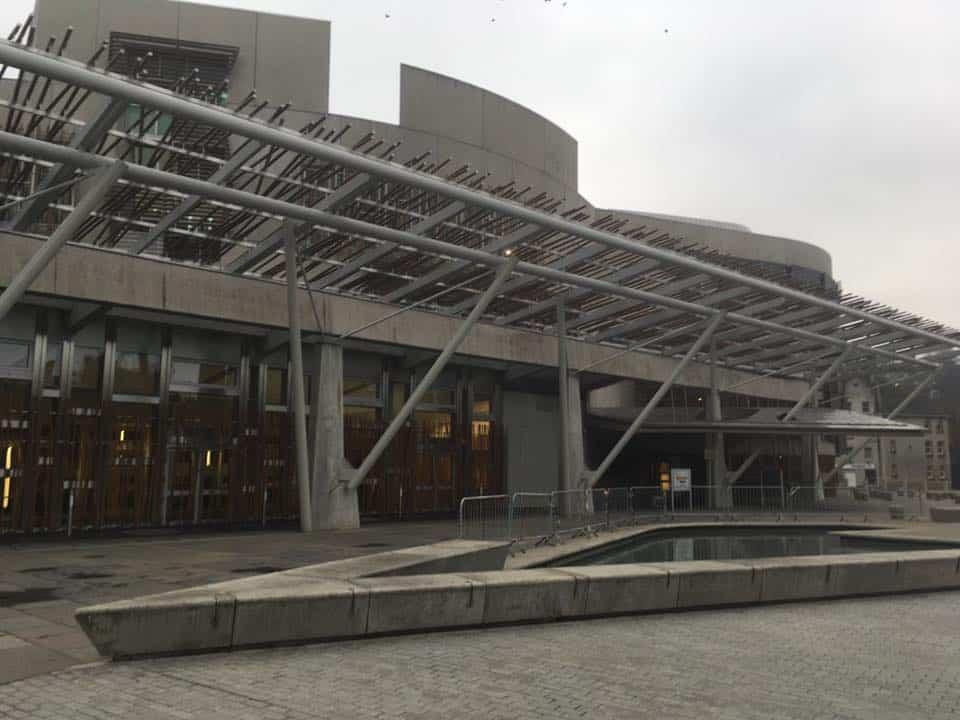 20 Years Scottish Parliament