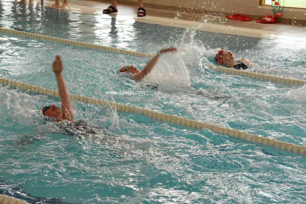 Olympic Duo Kirkcudbright Swimming pool