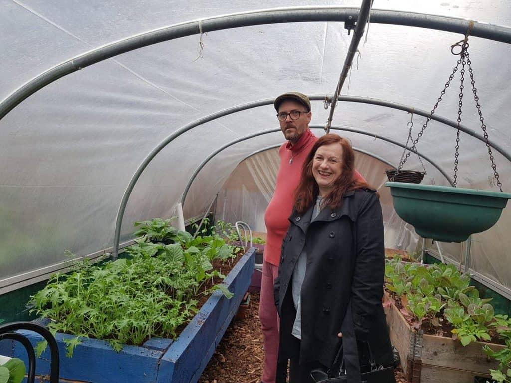 Joan McAlpine Praises Charity Kate's Kitchen