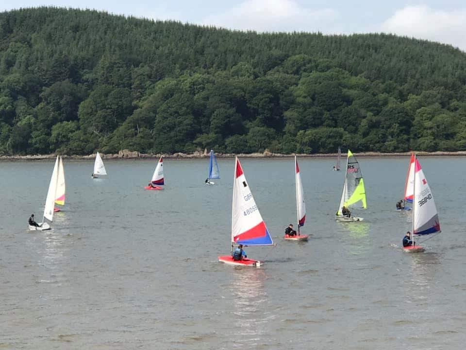 Solway Yacht Club Cadet Week 2019