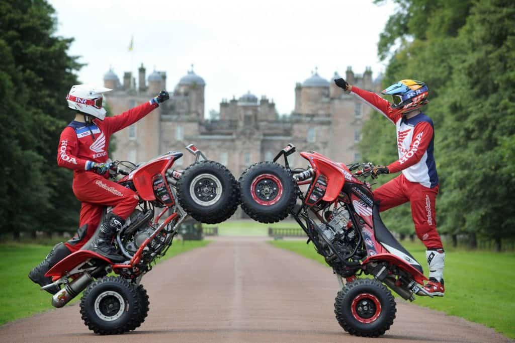 Exhilarating start to Country Fair weekend