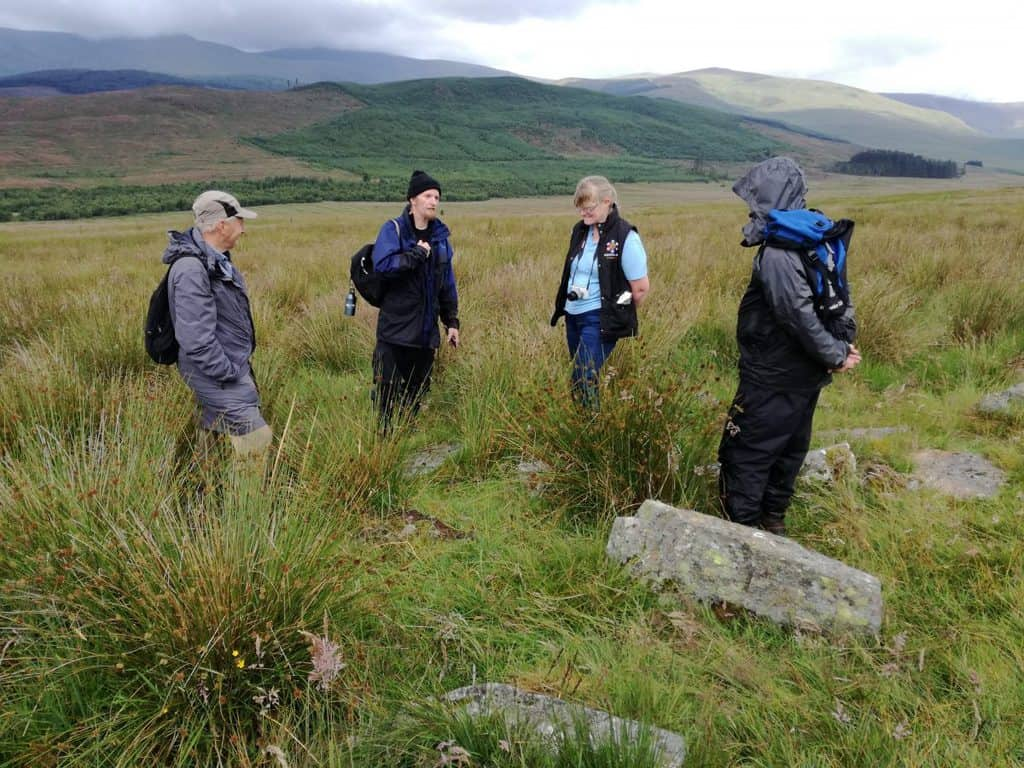 Galloway Glens Footpath construction work goes out to tender