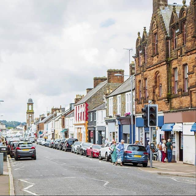 CASTLE DOUGLAS SHORTLISTED FOR GREAT BRITISH HIGH STREET AWARD