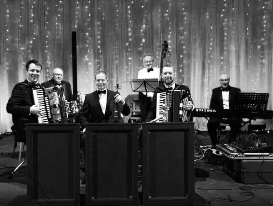 Islesteps Accordion Fiddle Club september 2019