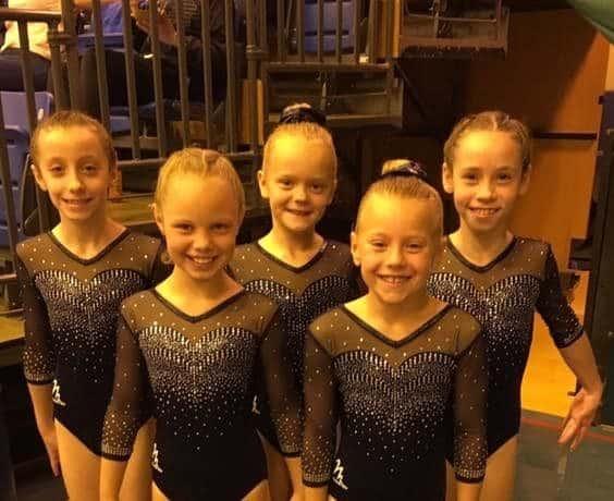 Scottish Gymnastics Voluntary Levels Competition