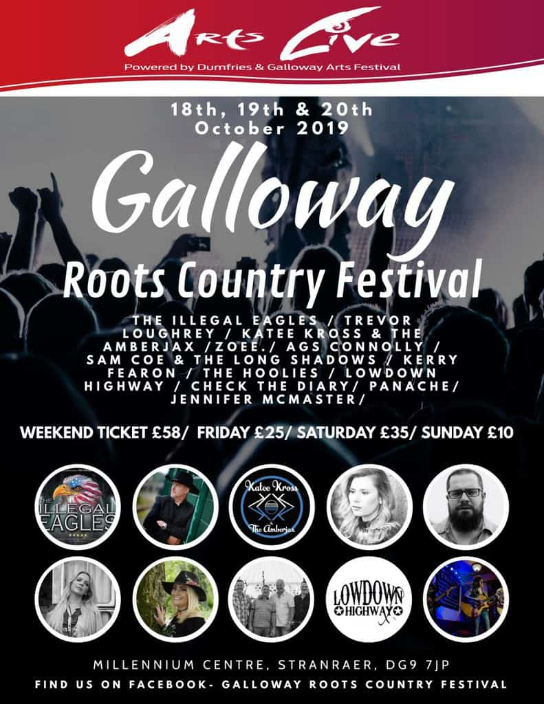 GALLOWAY ROOTS COUNTRY FESTIVAL