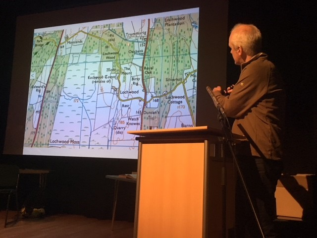 Historic Mapping Annual Extravaganza focusses this year on 'Hill Farming'