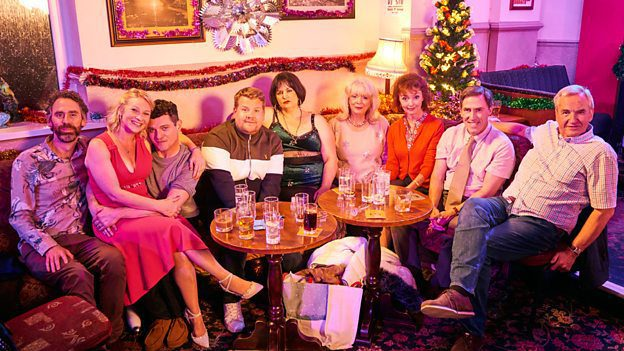 BBC Christmas television 2019
