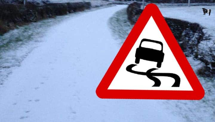 MORE SNOW AND SLEET TO HIT PARTS OF THE REGION TODAY