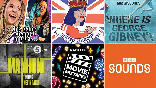 BBC Sounds launches 20 new podcasts and music programmes