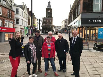 Community to Lead on New Plans for Dumfries Town Centre