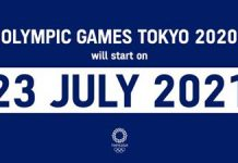 NEW DATE ANNOUNCED FOR TOKYO OLYMPICS