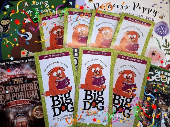 Big DoG Children's Book Festival Cancelled Due to Covid-19