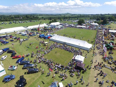 CUMBERLAND SHOW 2020 - CANCELLED