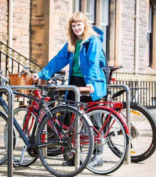 £294,000 cycling facilities across Scottish schools campuses