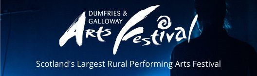 DUMFRIES AND GALLOWAY ARTS FESTIVAL CANCELLED DUE TO CORONAVIRUS CRISIS.