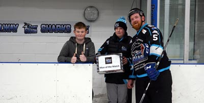 SOLWAY SHARKS HAVE WEEKEND OF WILD PLAY-OFFS